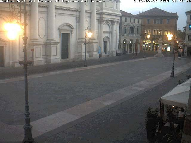 webcam bassano del grappa