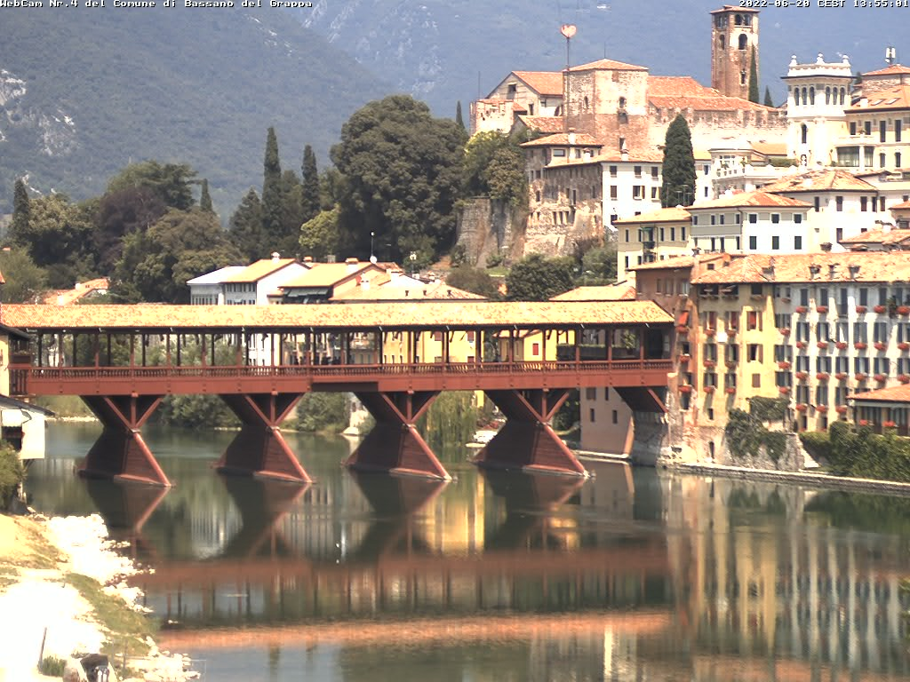 Webcam Bassano del Grappa (VI)